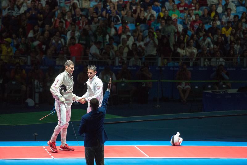 Rio Olympics 07.08.2016 Christian Valtanen _CV45074
