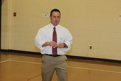 Dairy Presentation, Rush Elementary School, Hometown (9-30-2011)