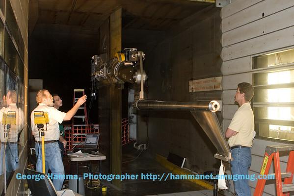 NASA Ames Wind Tunnel Test 2007