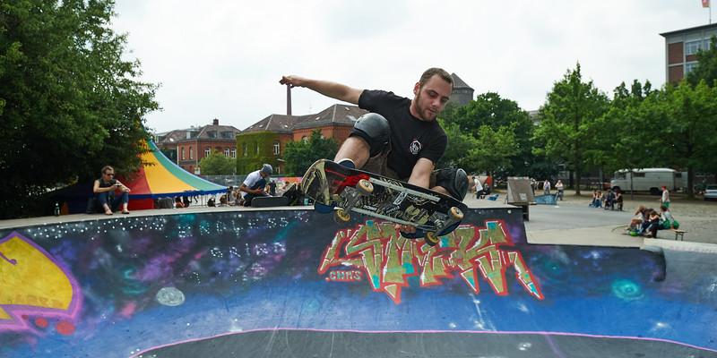 19. Endless Grind - Oldschool Skateboard Session