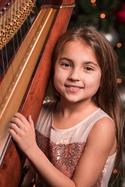 Harp Recital - Dec 2016