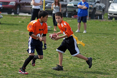 4-3-11 Wentville Bears Flag Football