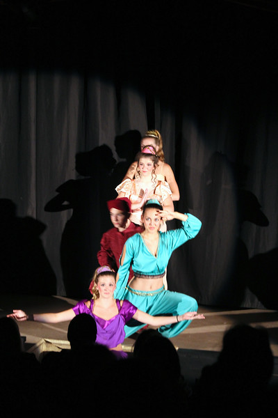 ALADDIN JR - MAINSTAGE