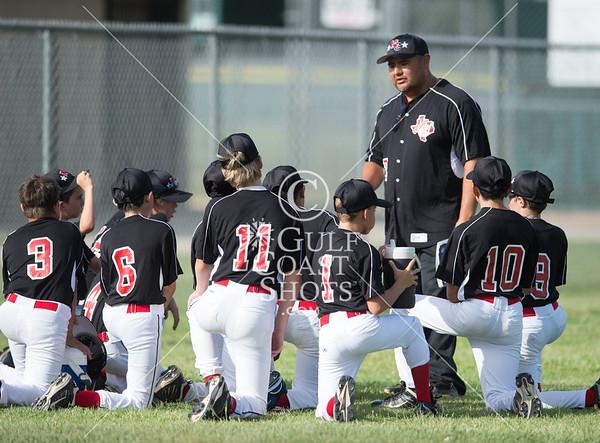 2013-06-20 Baseball 8yo Little League Bellaire @ Missouri City