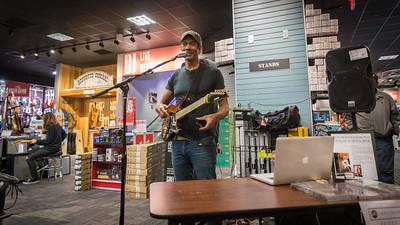 Greg Howe Guitar Clinic - Brooklyn NY