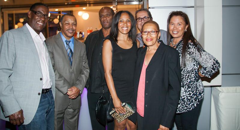 Pat Shields, Rick Nuhn, Reggie Calloway & others