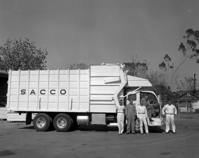 1955 White 3000 Bowles FL1 Pull-Pack Front Loader