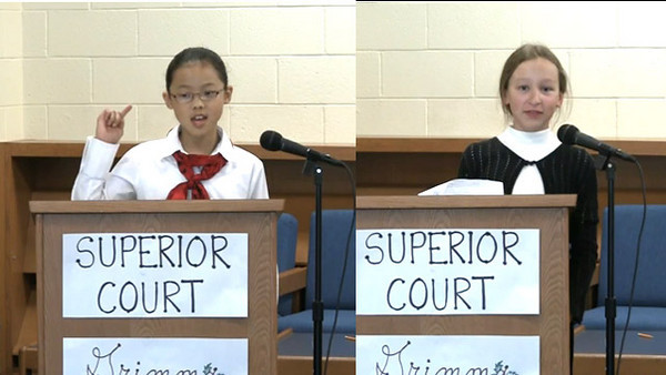 20100614 4th Grade AT Mock Trial 6/14/2010