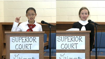 20100614 4th Grade AT Mock Trial 6/14/2010