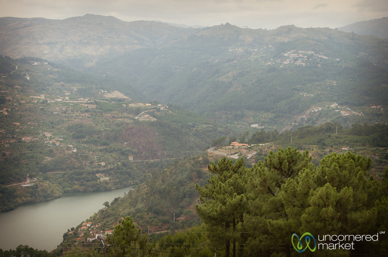 Douro Valley and River - Portugal