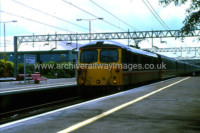 Class 87 Electric locomotives