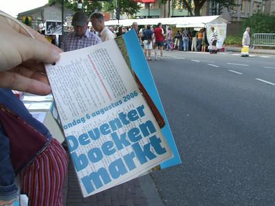 Boekenmarkt 2006