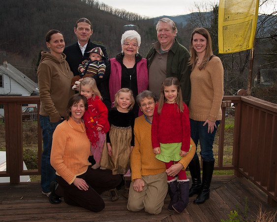 Hanning Family 2012
