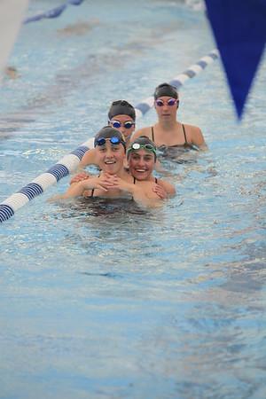 Galena Swim Meet, Northwest Pool, April 30, 2016