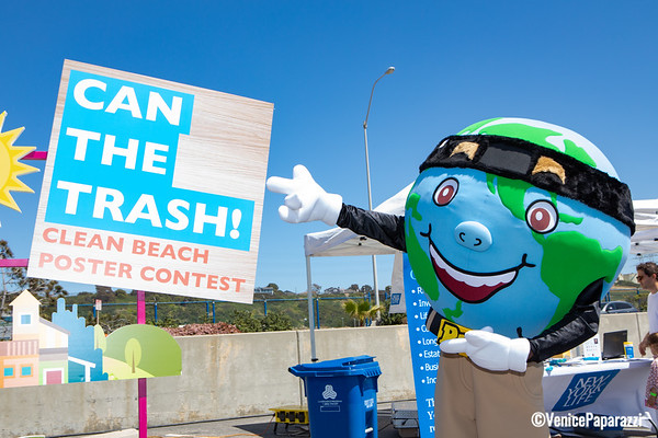 2019 Kids Earth Day at Dockweiler Youth Center event photos