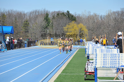 Women's 1500 Open - 2014 Gina Relays