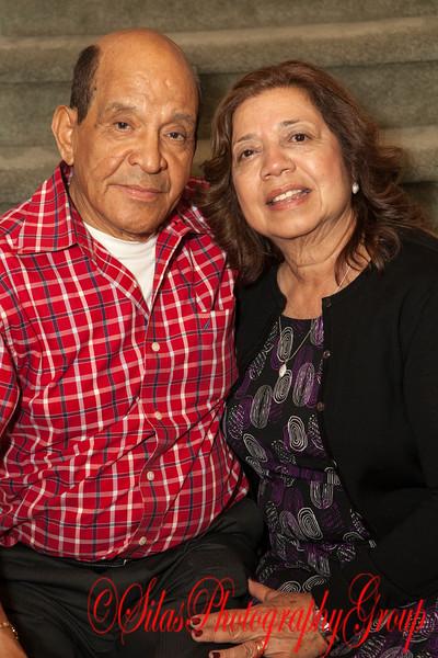 Erick & Sonia's 50th Anniversary Dinner
