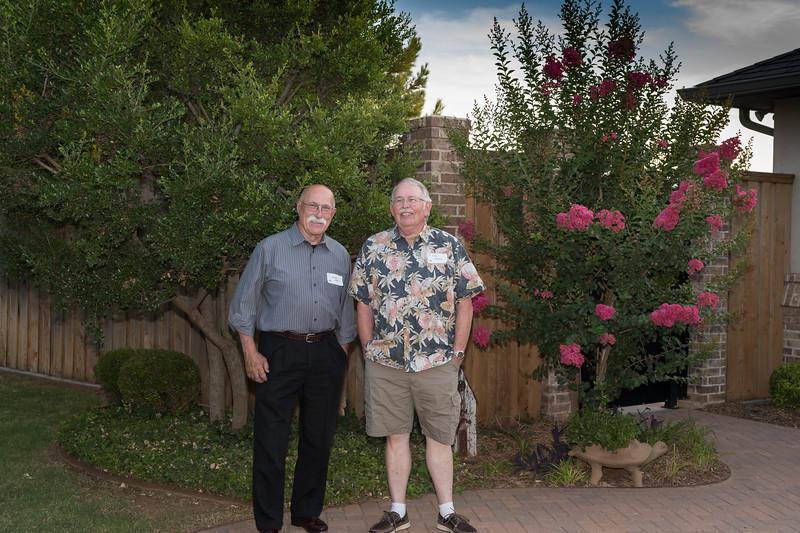 Class of AHS 1964, Class Reunion, Mike & Rhea Irish Home, 7-5-2019