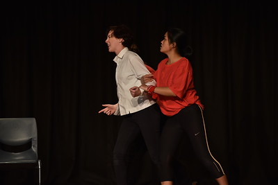 Sacred Heart College: Romeo and Juliet - Act III sc.i