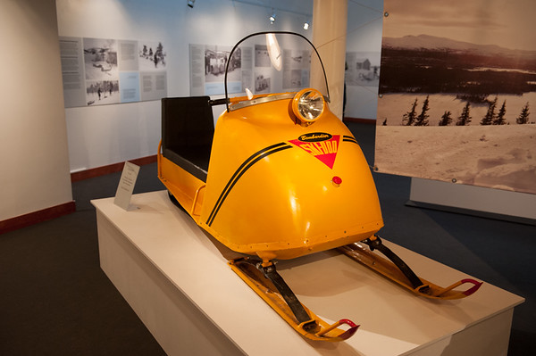 The Original Ski-Doo