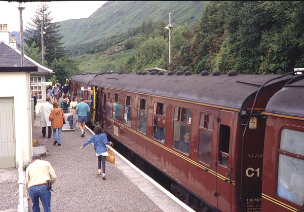 1996 Fort William & Oban