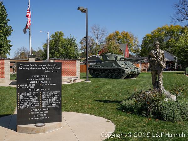Arlington Park - Lake Mills, IA - M4A3(76) HVSS
