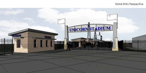 Unicorn Stadium Renovations