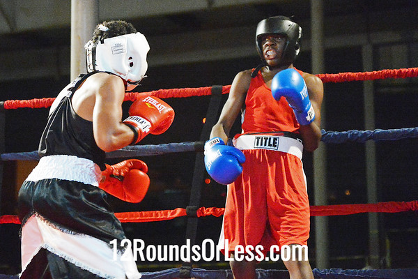 Bout #13  Kelvin Foster Jr. (Cuddell Rec. Center) vs Nigel King (Empire Boxing Club)  138 Lb. Intermediate