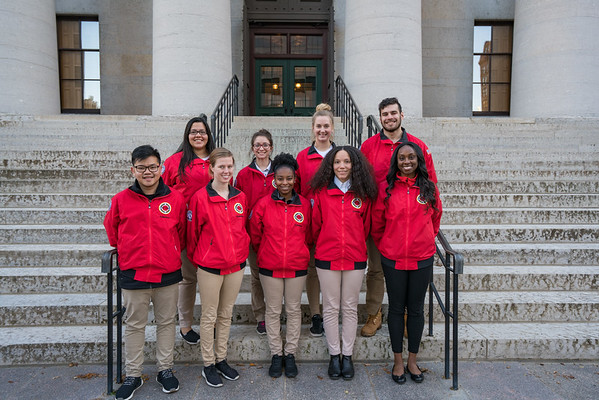 Team Pictures 2017-2018 - City Year Columbus