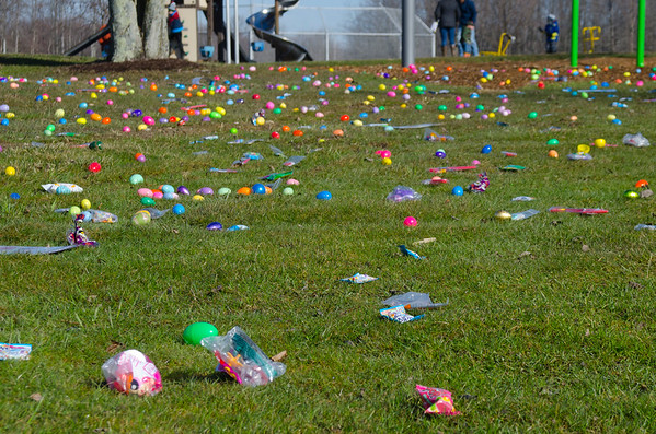'18 Hambden Easter Egg Hunt Fun!