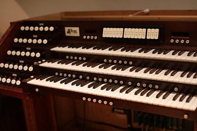 New Organ at OLC