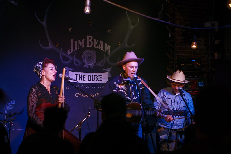 Slim Sandy and the Hillbilly Boppers