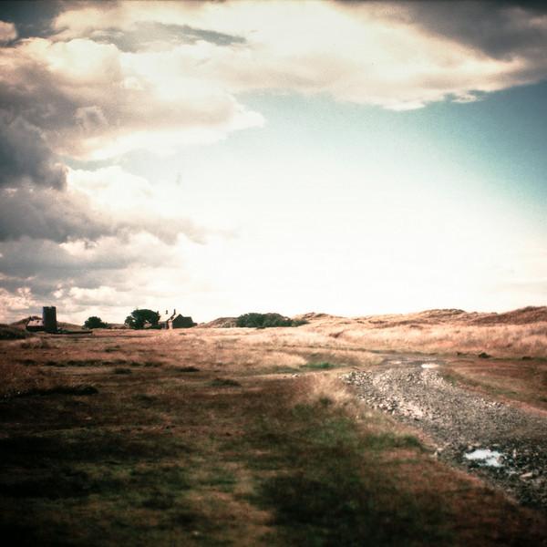 The Snook, old coal mineworkings (?), Lindisfarne, Northumberland