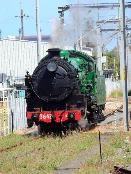 3642 Sydney-Wollongong Sail-Rail 2017