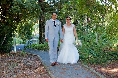 Luz & Salvador's Wedding
