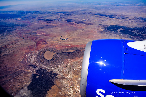 20170418 ABQ to LAX to SJC Southwest
