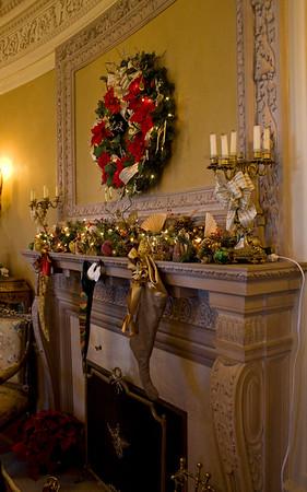Christmas Pittock Mansion
