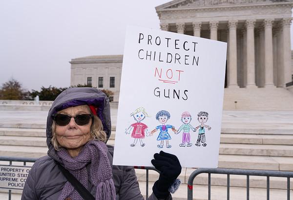 Supreme Court Hears First Gun Case in 10 Years (12/2/19)