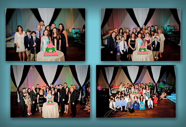 Album - Alyssa's Bat Mitzvah