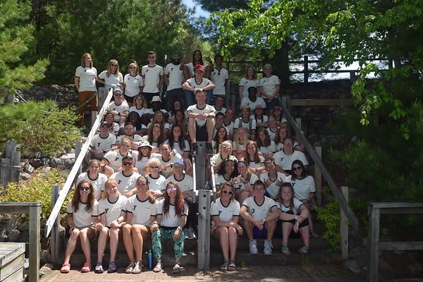 2019 Camp Staff