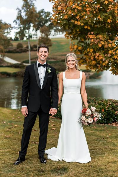 Dylan + Melissa Wedding Previews