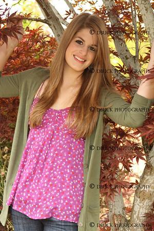 8-3-10 Morgan Senior Pictures