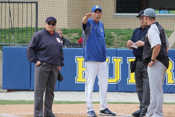 180425 Baseball JV v Lutheran S