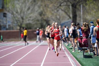 Women 800 Meter