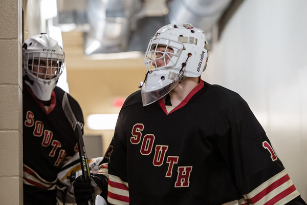 Lakeville South vs Lakeville North Bantam AA 2020