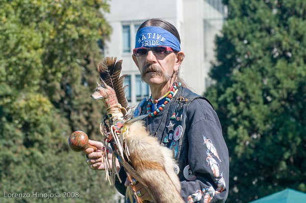 Berkeley Pow Wow 2008