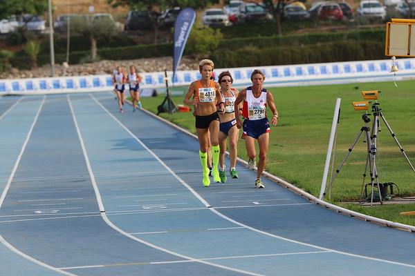 Malaga - Wed 12th - 5000m
