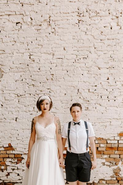 Adrienne + Annie   Wedding