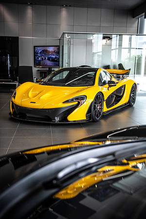 Kevin P1 675LT Delivery
