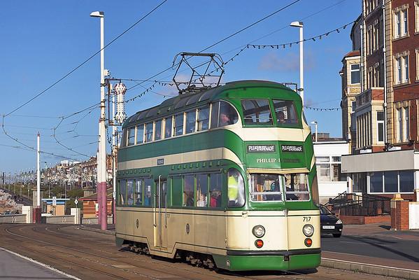 7th November 2010: Treales and Blackpool